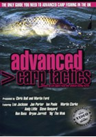 Advanced Carp Tactics - Martin Ford, Lee Jackson and Ron Russ DVD