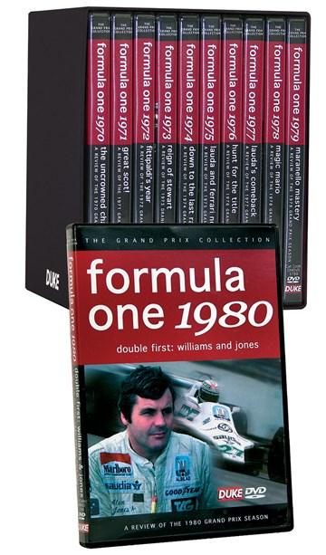 F1 1970-80 DVD SET OFFER - click to enlarge