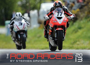 Road Racers 2013 Calendar - click to enlarge