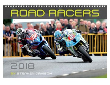 Road Racers 2018 Calendar - click to enlarge