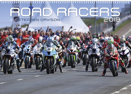 Road Racers 2019 Calendar - click to enlarge