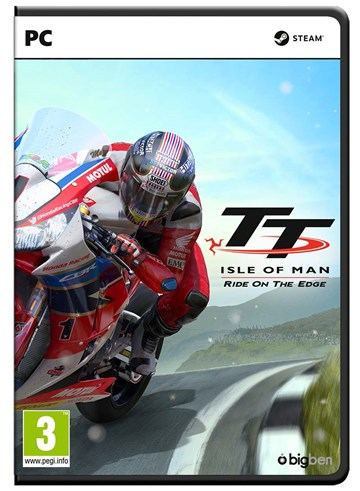 TT Isle of Man Ride on the Edge PC Game - click to enlarge
