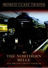Northern Belle DVD