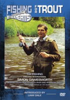 FISHING WITH THE EXPERTS FOR TROUT DVD
