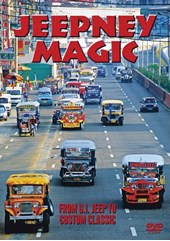 Jeepney Magic DVD