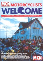 The MCN Motorcyclists Welcome Guide