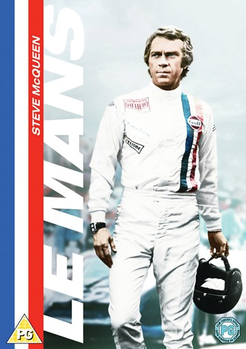 Le Mans Film DVD - click to enlarge