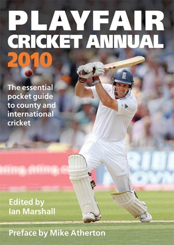 Playfair Cricket Annual 2010 (PB) - click to enlarge