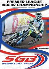 Premier League Riders Championship 2014 DVD