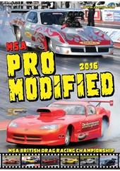 MSA Pro Modified 2016 DVD