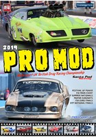 Motorsport UK Pro Modified 2019  DVD
