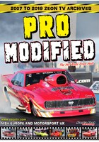 Pro Modified Highlights 2007-2018 DVD