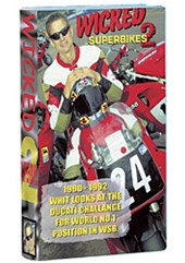 Whitham S Wicked Superbikes 2 VHS