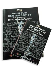 TT 2007 Programme and Race Guide