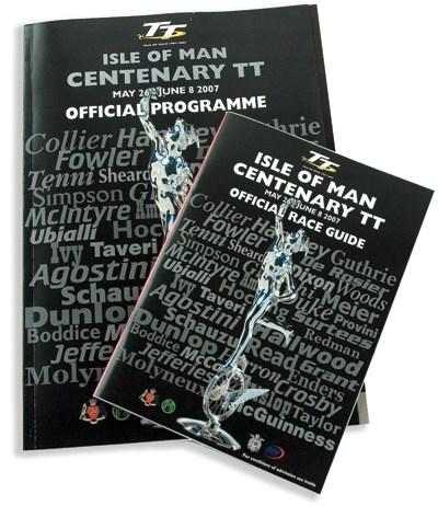 Centenary TT 2007 Programme and Race Guide
