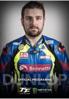 TT 2017 Programme, Race & Spectator Guide - Dunlop Cover