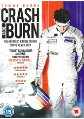 Crash and Burn DVD