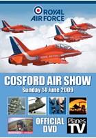 RAF Cosford 2009 Airshow DVD
