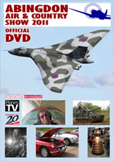 Abingdon Air and Country Show 2011 DVD