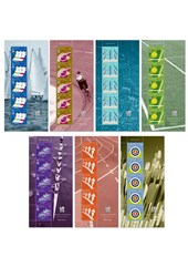 2012 Olympic Games IOM Post Office Sheet Set Pack