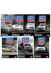 RAC Rally 7DVD Bundle 1983-89