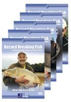 Record Breaking Fish 5 DVD Bundle