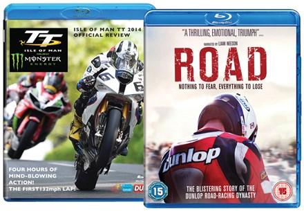 Road & TT Blu-ray double buy