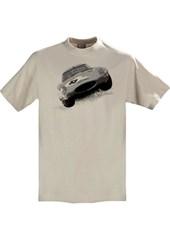 Gritty Marques Jaguar E-type T-Shirt Sand