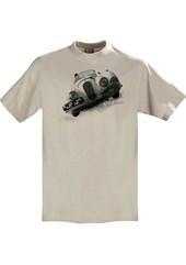 Gritty Marques Jaguar XK120 T-Shirt Sand