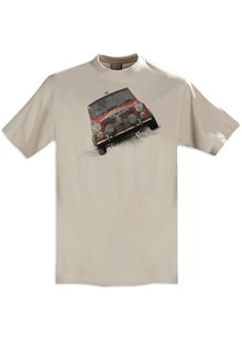 Retro Classic Mini T-Shirt Sand