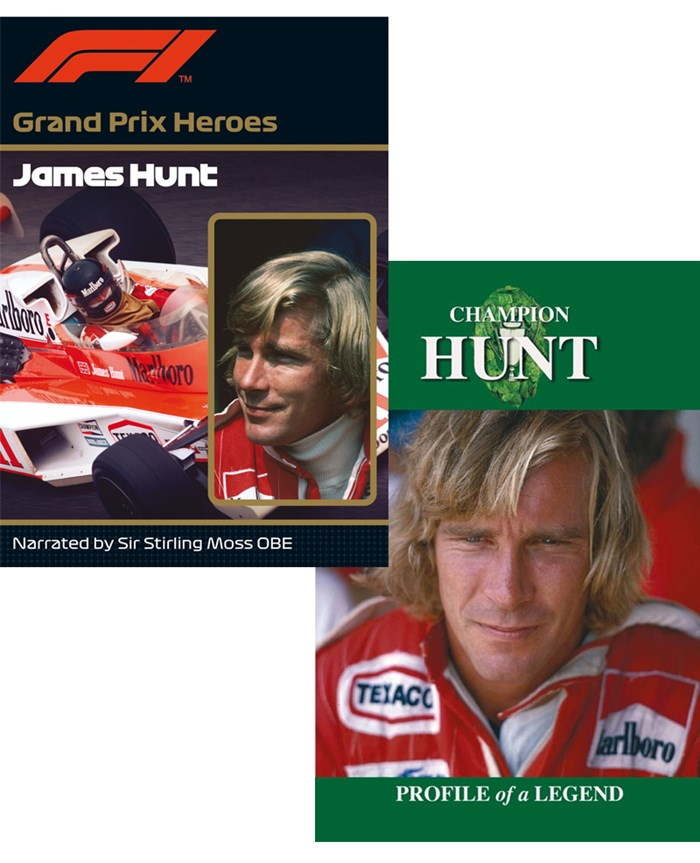 James Hunt: The Real Story (2-DVD)