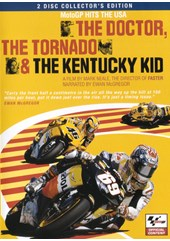 The Doctor, the Tornado & the Kentucky Kid DVD