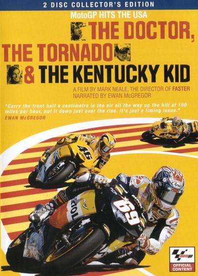 The Doctor, the Tornado & the Kentucky Kid DVD