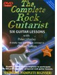 Guitar Lessons Complete Rock Guitar I DVD