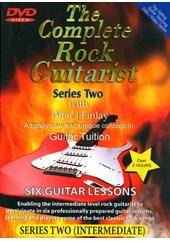 Guitar Lessons Complete Rock Guitar II DVD