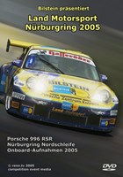 In Car Nurburgring Land Motorsport 996 RSR DVD