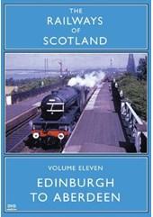 Railways of Scotland Edinburgh to Aberdeen DVD