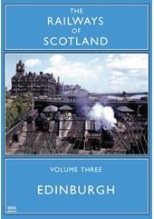 Railways of Scotland Edinburgh DVD