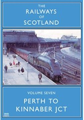 Railways of Scotland Perth to Kinnaber Junction DVD