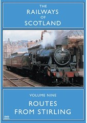 Railways of Scotland Routes from Stirling DVD