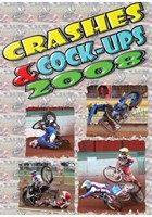 Crashes and Cock Ups Speedway 2008 DVD