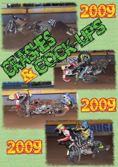Crashes & Cock Ups Speedway 2009 DVD