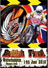 Super 7even Speedway Series 2010 British Final WOLVERHAMPTON  DVD
