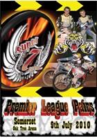 Super 7even Speedway Series 2010 Premier League Pairs SOMERSET DVD