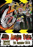 Super 7even Speedway Series 2010 Elite League Pairs IPSWICH DVD