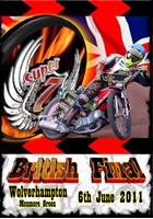 Super 7even Speedway Series British Final DVD WOLVERHAMPTON