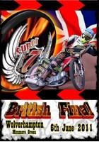 Super 7even Speedway Series British Final DVD WOLVERHAMPTON