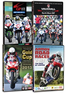 The Ultimate Road Racing 4-DVD Collection 2013