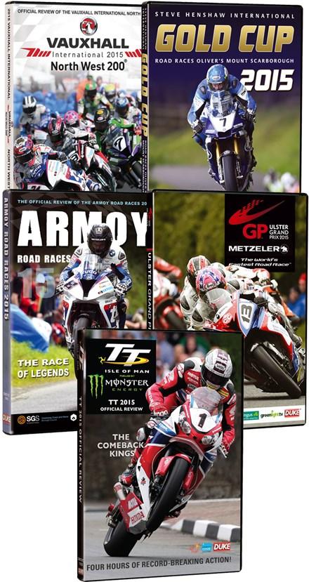 Road Race Collection Plus TT 2015
