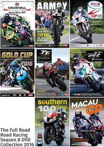 2016 Road Racing Reviews - Plus Classic TT 2016 - click to enlarge